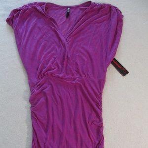 Sofia Vergara Women Dress S Purple